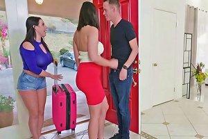 Girlfriend Mistress Threesome Porn Videos